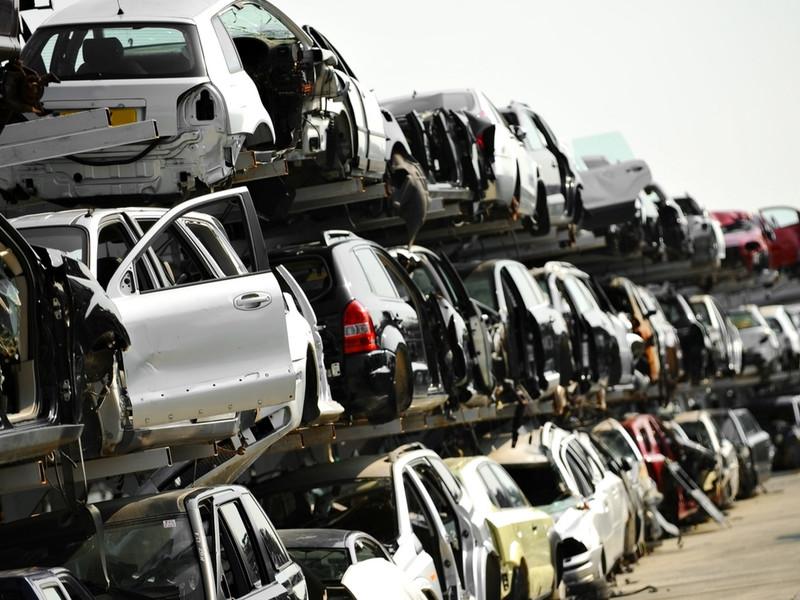 Destruction Véhicule Diesel